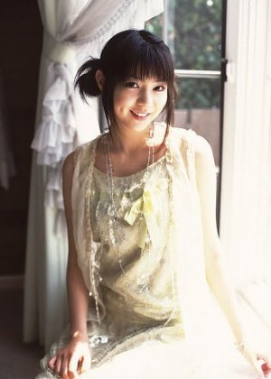 Haga Yuria in Sea and Sunset and Her Tears Strawberry Fields Japanese Movie (2006)