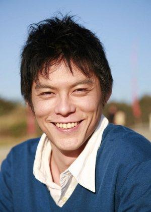 Isaka Shunya in Genseishin Justirisers Japanese Drama (2004)