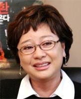 Kim Hyung Ja in Sea of Ambition Korean Drama (1997)