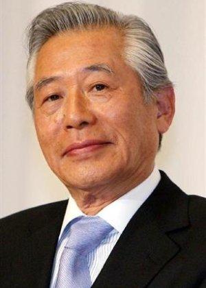 Kodama Kiyoshi in Top Caster Japanese Drama (2006)