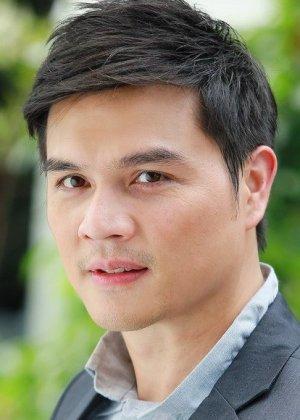 Jab Penpetch Benyakul in Sampat Ruttikan Thai Drama (2018)