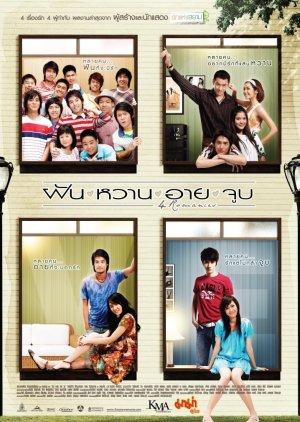 4 Romance (2008) poster