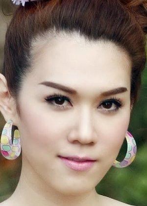 May Feungarom in King Kaew Kar Fark Thai Drama (2008)