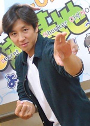 Wada Keiichi in Kyukyu Sentai GoGoFive: Sudden Shock! A New Warrior Japanese Movie (1999)