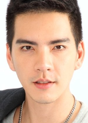 New Wongsakorn Paramatthakorn in Talay Prae Thai Drama (2020)