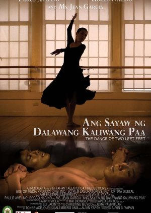 The Dance of Two Left Feet (2011) poster