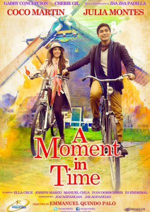A Moment in Time (2013) poster