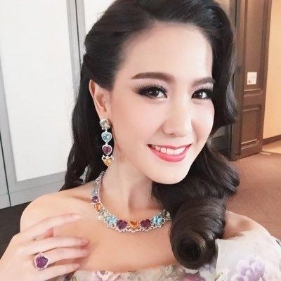 Funkaew Nichanun in Sampatan Hua Jai Thai Drama (2018)