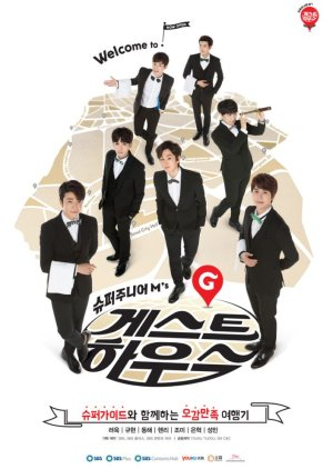 Super Junior M Guest House