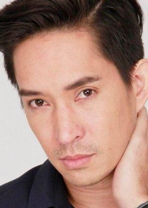 Louis Scott in Bpoop Phaeh Saniwaat Thai Drama (2018)