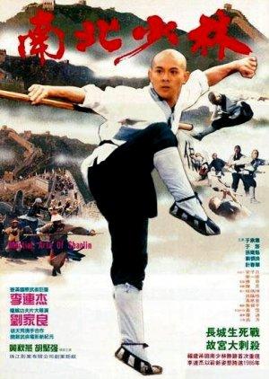 Shaolin Temple 3: Martial Arts of Shaolin (1986) poster