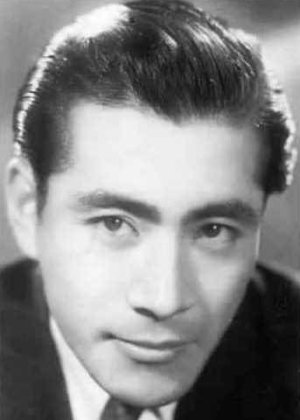 Mifune Toshiro in The Idiot Japanese Movie (1951)