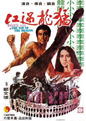 Way of the Dragon (1972) poster