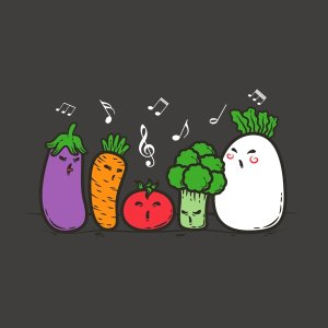 MusicalVeggies