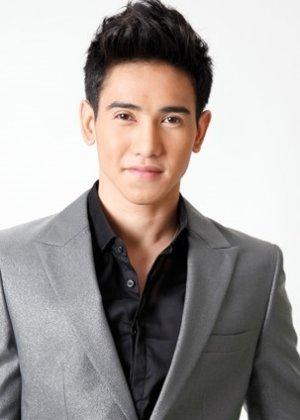Got Jirayu Tantrakul in Jao Gum Nai Wen Thai Drama (2020)