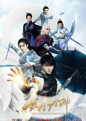 The taoism grandmaster 2018 mydramalist the taoism grandmaster voltagebd Choice Image