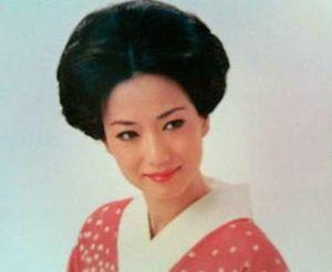 Kitagawa Mika in Red Lion Japanese Movie (1969)