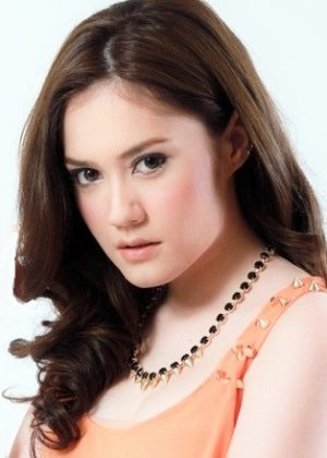 Stephanie Lerce in Buang Nareumit Thai Drama (2019)