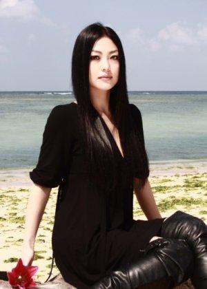 Tsubaki Kaori in Count Five to Dream of You Japanese Movie (2014)