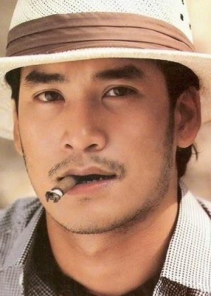 Au Tanakorn Posayanon in Samee Teetra Thai Drama (2001)