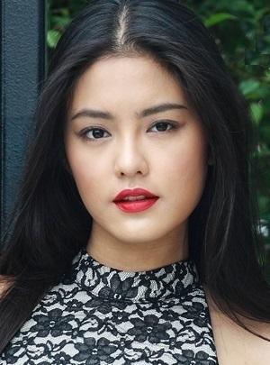 Yoghurt Nattasha Bunprachom in Plerng Prang Tian Thai Drama (2019)