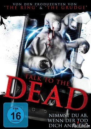 Talk to the Dead (2013) poster