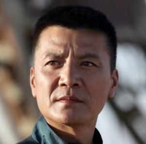 Liu Zhi Bing in My Uncle Zhou Enlai Chinese Drama (2016)