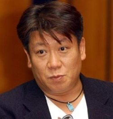 Kim Myung Kook in Fugitive Lee Doo Young Korean Special (2006)
