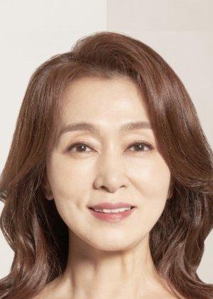 Moon Hee Kyung in Hip Hop Teacher Korean Drama (2017)