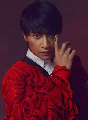 Julian Chen in Murmur of the Hearts Hong Kong Movie (2015)