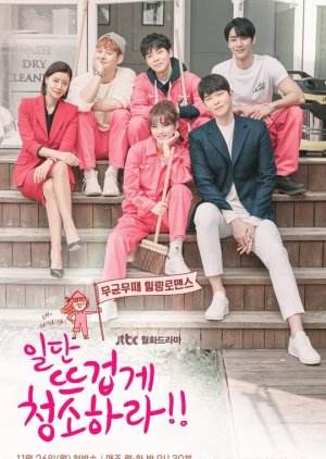 Clean With Passion For Now (2018) - MyDramaList