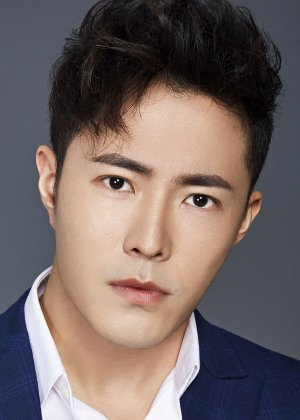 Steven Zhang in Fly in Sky Chinese Drama (2020)