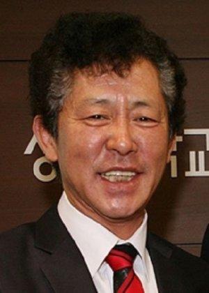 Kang Tae Gi in Nambugun: North Korean Partisan in South Korea Korean Movie (1990)