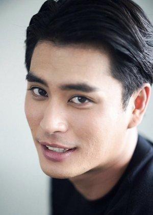 Panjan Kawin Imanothai in Bpoop Phaeh Saniwaat Thai Drama (2018)