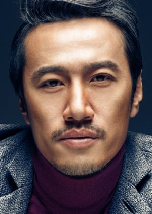 Zhu Gang Ri Yao in Eastern Battlefield Chinese Drama (2016)