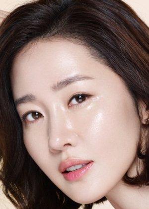Uhm Ji Won in The Woman Who Married Three Times Korean Drama (2013)