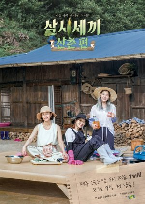 Three Meals a Day: Mountain Village (2019) poster