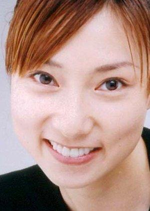 Miyamura Yuko in Ninpuu Sentai Hurricaneger: Shushutto The Movie Japanese Movie (2002)