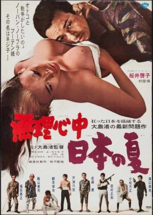 Japanese Summer: Double Suicide (1967) poster