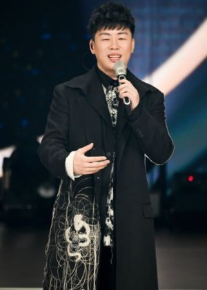 Tiger Hu in Produce Camp Chinese TV Show (2019)