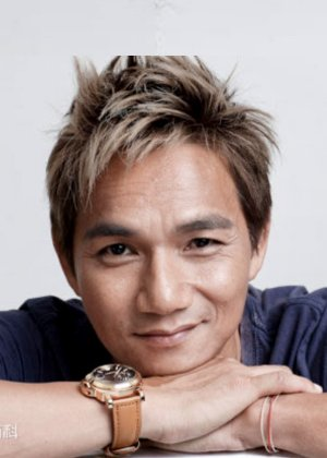 Ken Lok in Fist of Fury Hong Kong Drama (1995)