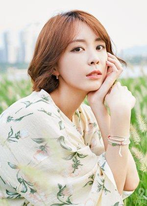 Ahn Shi Eun in Flower Ever After Korean Drama (2018)