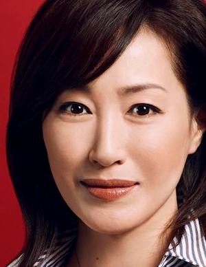 Takashima Reiko in Honcho Azumi Season 6 Japanese Drama (2013)