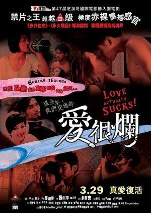 Love Actually... Sucks! (2011) poster