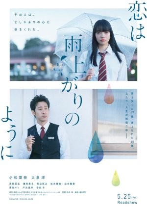 Koi wa Ameagari no You ni Live Action (2018) Subtitle Indonesia