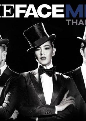 The Face Men Thailand: Season 1 (2017) poster