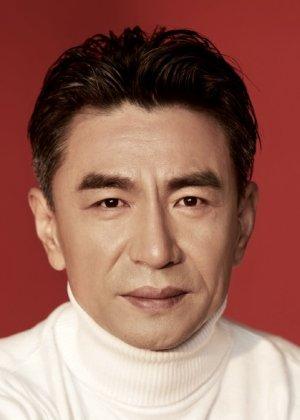 Tan Jian Chang in New Drawing Swords Chinese Drama (2011)