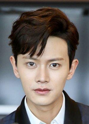 Allen Ren in Da Tang Ming Yue Chinese Drama (2020)