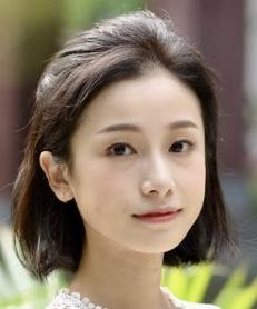 Jiang Zi Xin in New Smiling Proud Wanderer Chinese Drama (2018)