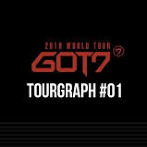GOT7 TOURGRAPH  WORLD TOUR 'EYES ON YOU' (2019) photo